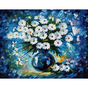 Diamond painting 20x25cm - bte incluse