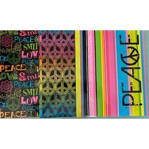 Portefolio Peace and love avec tang